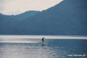 20160821 Stand up Paddling SUP Walchensee 02