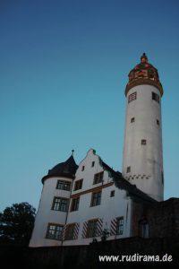 20160830 Abend Stimmung Höchst Schlossturm 01